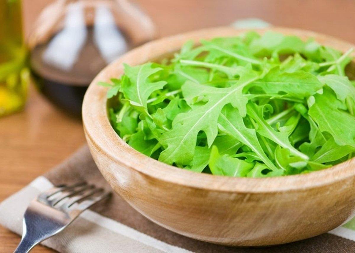 Conoce Los Beneficios De Comer Rúcula