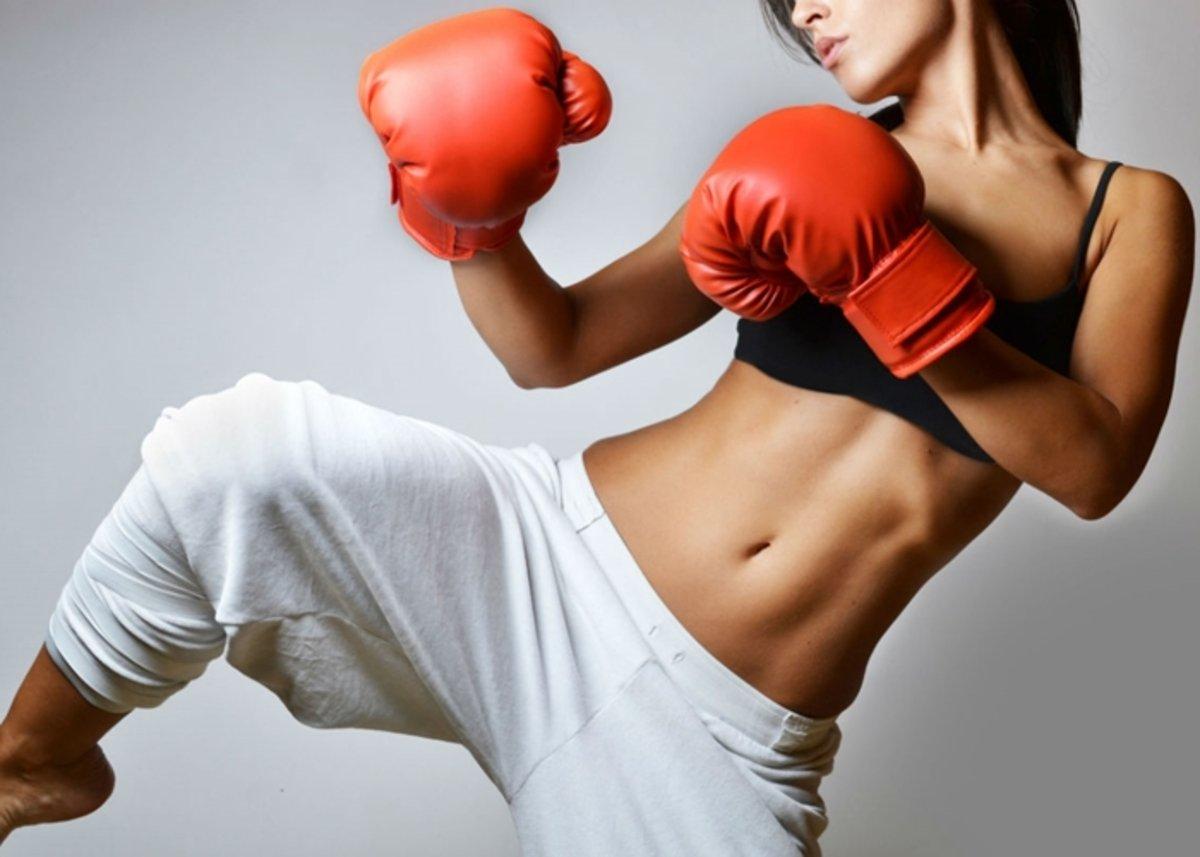 Exerciții de gimnastică pentru începători pentru a pierde în greutate