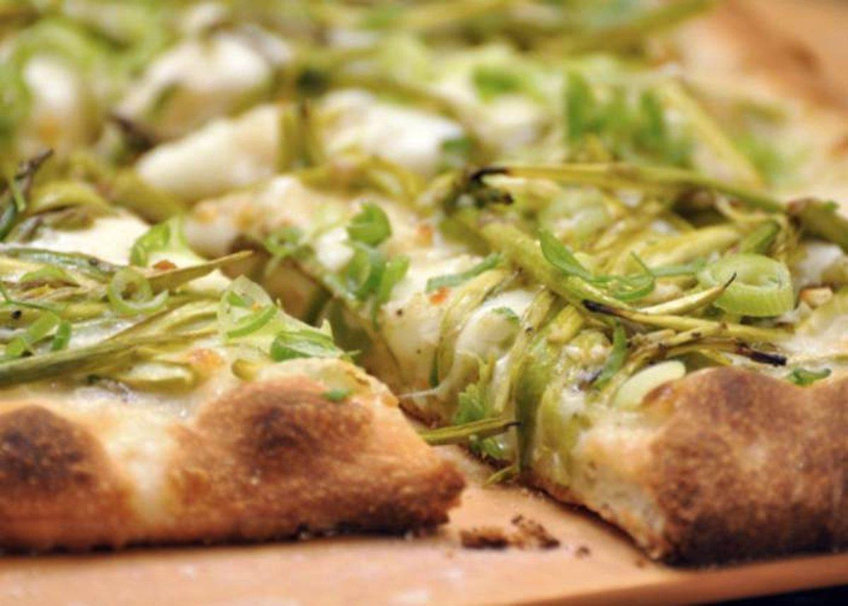 Pizza-vegana